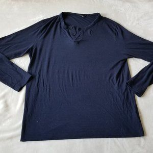 Theory Women's Long Sleeve top Size XL
